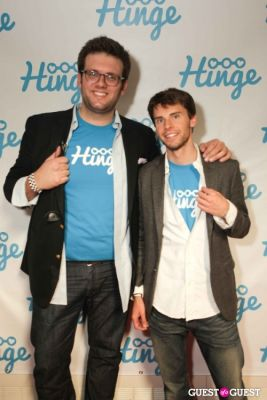 bennett richardson in Arrivals -- Hinge: The Launch Party