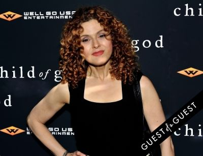 bernadette peters in Child of God Premiere