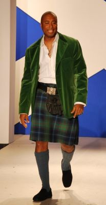 bernie williams in Dressed To Kilt