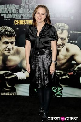 beth janson in Grudge Match World Premiere