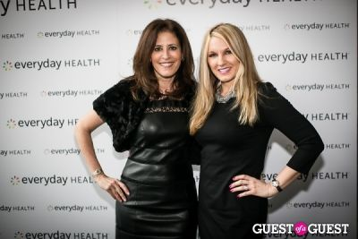 beth silvestri in Everyday Health IPO Party