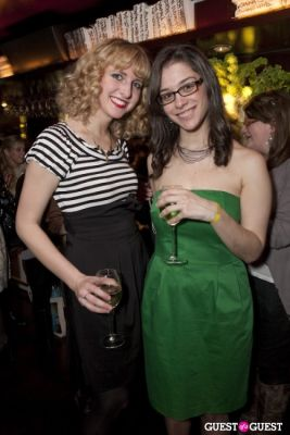 laurie kamens in My First New York Launch Party