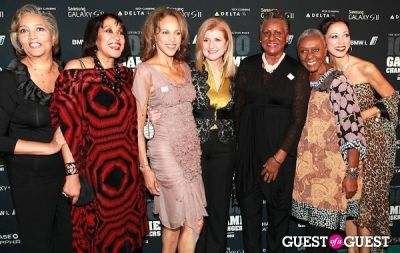billie blair in 2011 Huffington Post and Game Changers Award Ceremony
