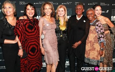 alva chinn in 2011 Huffington Post and Game Changers Award Ceremony