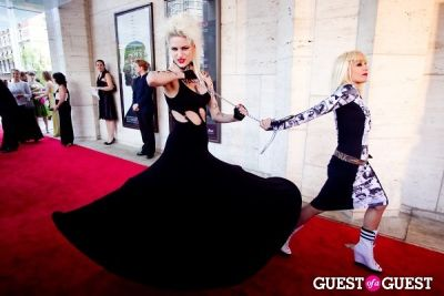 betsey johnson in New York City Ballet Spring Gala 2011