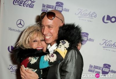 betsey johnson in Screening of The Robert Verdi Show