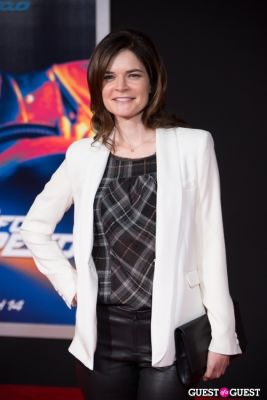 betsy brandt in U.S. Premiere Of Dreamworks Pictures