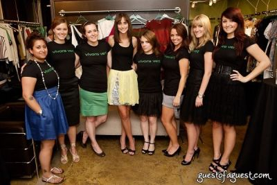 kristin boggs in The Green Room NYC Trunk Show