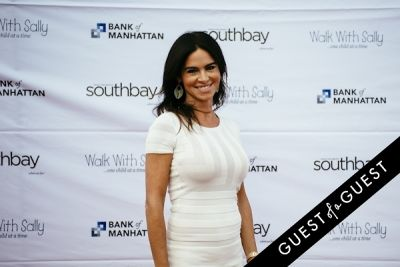 betsy russell in Walk With Sally's 8th Annual White Light White Night