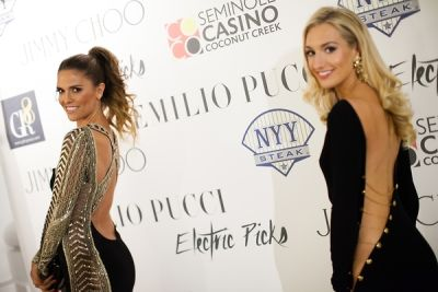 brianna mahler in 2014 Paradise Fund Casino