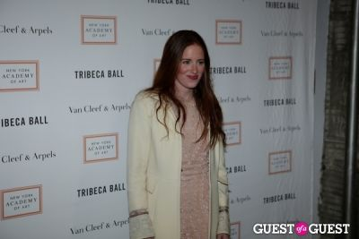 bettina prentice in New York Academy of Arts TriBeCa Ball Presented by Van Cleef & Arpels