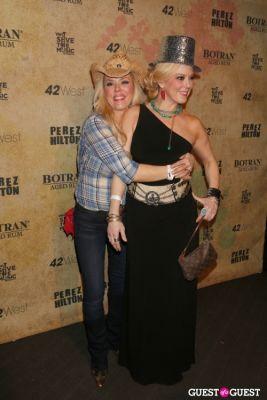 betty fernandez-malo in Perez Hilton's 36th Birthday Celebration