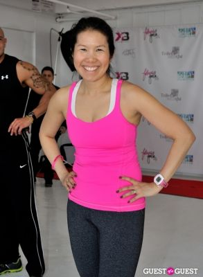 betty wong in Kettlebell Kickboxing Fitness Gala