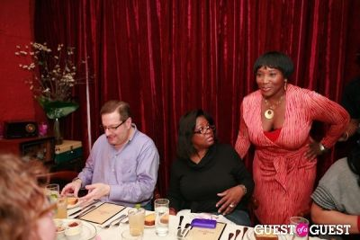 bevy smith in Bevy's Belvedere Bloody Mary Brunch at Red Rooster