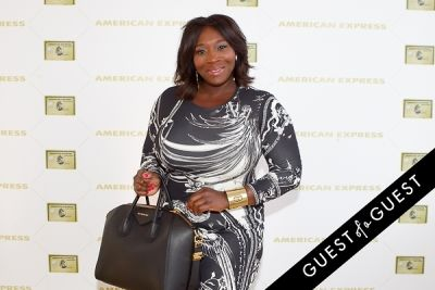 bevy smith in American Express Celebrates Its Iconic Gold Card