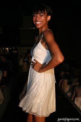 bianca golden in Juliette Longuet Fashion show at Soho House - Sneak Peek