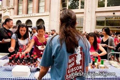 big bob-gibson-bar-b-q in Snapple Big Apple Barbecue Block Party