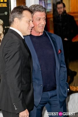 sylvester stallone in Grudge Match World Premiere
