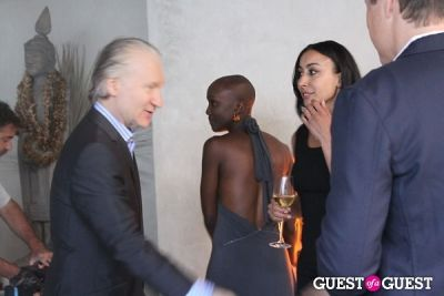 bill maher in LA Confidential Presents Shine On Sierra Leone 5th Annual Fundraiser Hosted by Selita Ebanks, Bill Maher and Serena Williams