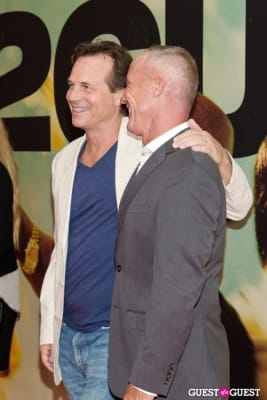 robert john-burke in 2 Guns Movie Premiere NYC