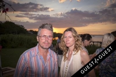 bill powers in GUEST OF A GUEST x DOLCE & GABBANA Light Blue Mediterranean Escape In Montauk
