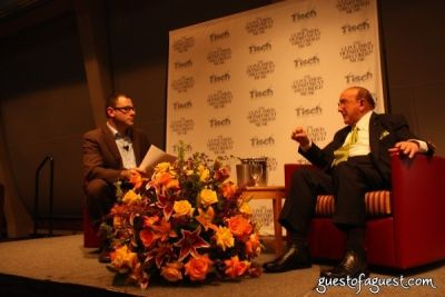 bill werde in SoundCtrl & NYU present a conversation with music mogul Clive Davis
