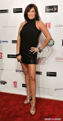 billie mitchell in NY Fame Fashion Week Charity Benefit