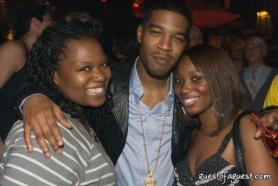kid cudi in PAPER'S Most Beautiful People Bunch Party!