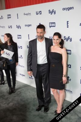 kyra zagorsky in NBCUniversal Cable Entertainment Upfront