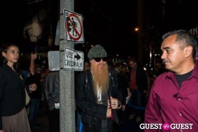 billy gibbons in House of Blues 20th Anniversary Celebration