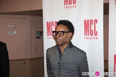 billy porter in MCC's Miscast 2014
