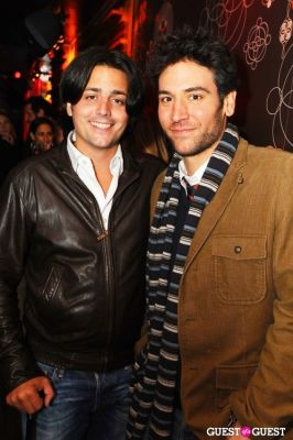 """josh radnor in Paper Street Films Opening Weekend Party for """"Happythankyoumoreplease"""""""