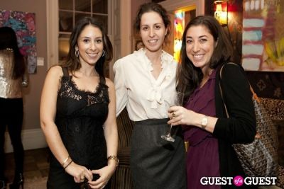erica waldbaum in Toast the Launch of the New Blaise + Co website