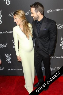blake lively in Angel Ball 2014