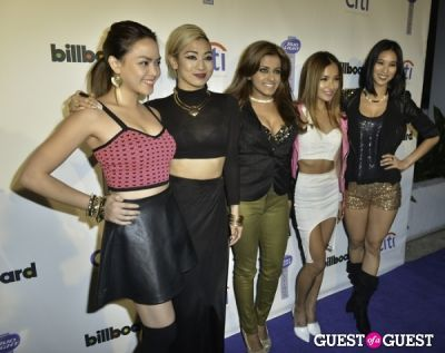 blush in Citi And Bud Light Platinum Present The Second Annual Billboard After Party
