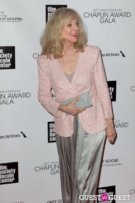 blythe danner in 40th Annual Chaplin Awards honoring Barbra Streisand