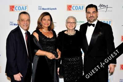 linda in Children of Armenia Fund 11th Annual Holiday Gala
