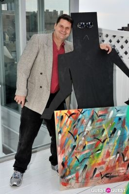 bob carroll in Reign Entertainment Hosts The Launch of 3D Art by S. Whittaker