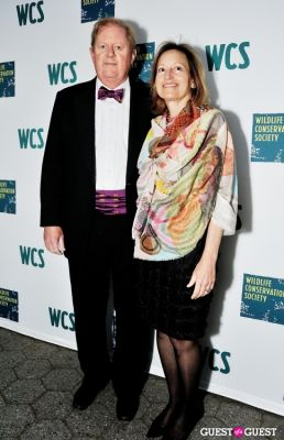 bob lindsay in Wildlife Conservation Society Gala 2013