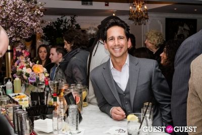 bob manfredonia in Magnifico Giornata's Infused Essence Collection Launch