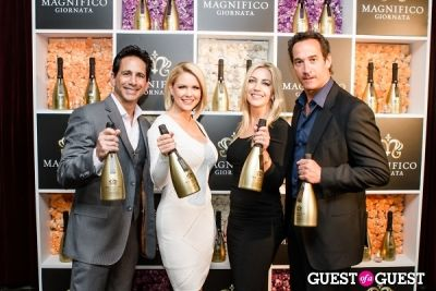 carrie keagan in Magnifico Giornata's Infused Essence Collection Launch