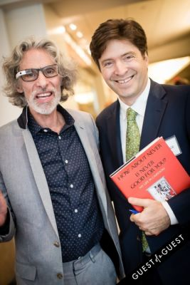 lawrence benenson in Bob Mankoff Cartoonist Book Launch