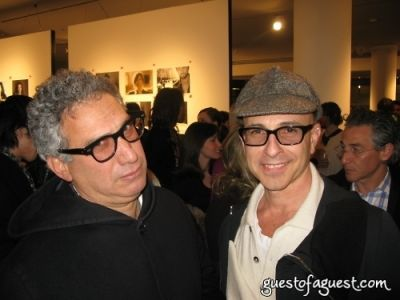 stephen petronio in Mike Figgis at Milk Gallery