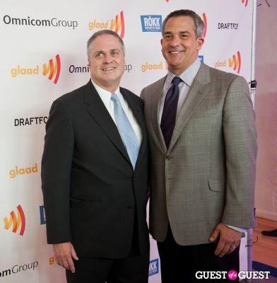 wesley combs in GLAAD Amplifier Awards