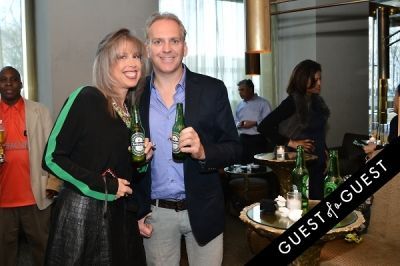 gerald dillon in Open Your World Networking Event: Presented By Heineken