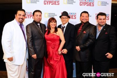 tina johns in National Geographic- American Gypsies World Premiere Screening