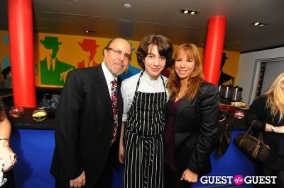 bobby zarin in The Feast :Pop Art Pop Up Restaurant