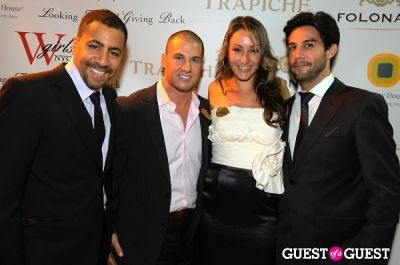bones rodriguez in WGirls NYC First Fall Fling - 4th Annual Bachelor/ette Auction