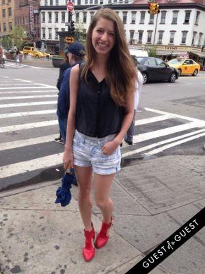 bonnie arbittier in Summer 2014 NYC Street Style