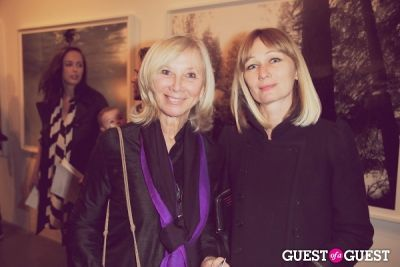bonnie levine in Private Reception of 'Innocents' - Photos by Moby